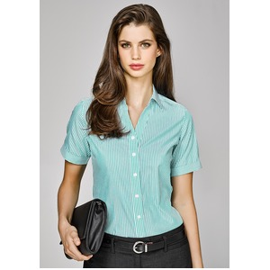 Vermont Ladies S/Sleeve Shirt