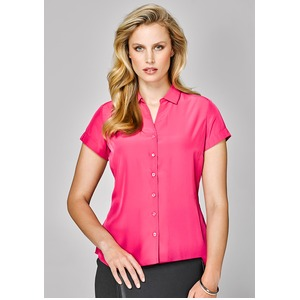Solanda Ladies S/Sleeve Shirt