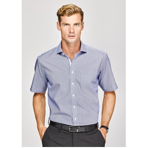 Calais Mens S/sleeve Shirt