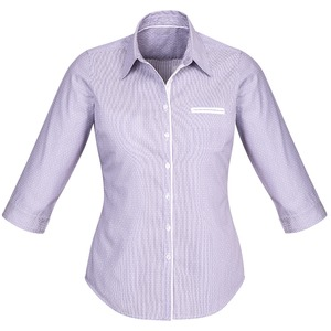 Calais Ladies 3/4 Sleeve Shirt