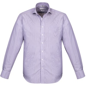 Calais Mens L/sleeve Shirt
