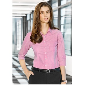 Lindsey 3/4 Sleeve Ladies Shirt