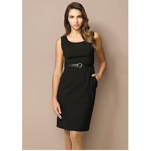 Ladies Sleeveless Dress