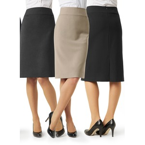 Classic Ladies Below Knee Skirt