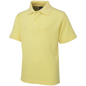 Kids 210 Gsm Short Sleeve Polo