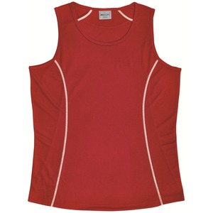 Mens Stitch Feature Essentials Stitch Singlet