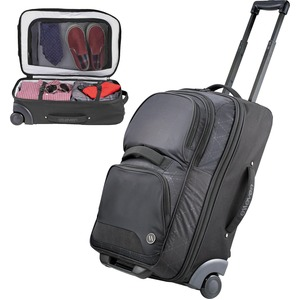 "Elleven Traverse 21"" Compu-Upright Rolling Bag"